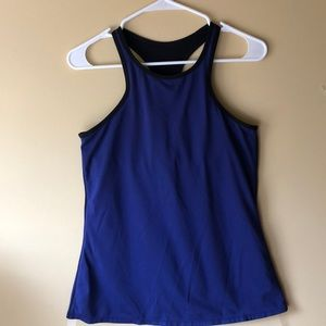 Fabletics M Neve Blue Tank Top